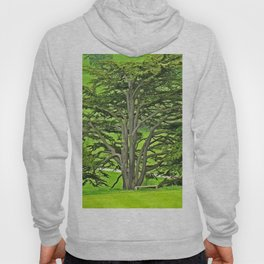 Old English Tree Hoody