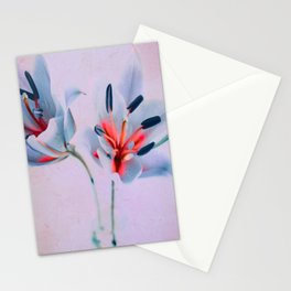 The flowers of my world Stationery Cards