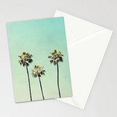 Palm Trees  Stationery Cards