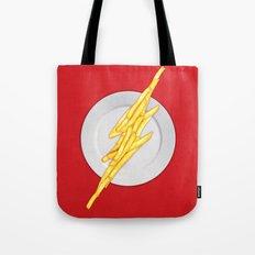 Flash Food Tote Bag