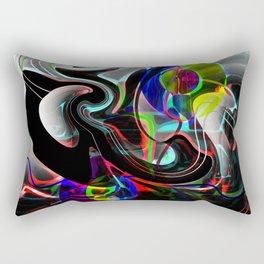 Another Trojan horse Rectangular Pillow