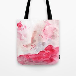 Strawberry paradise Tote Bag