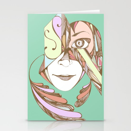 Rococolla Stationery Cards