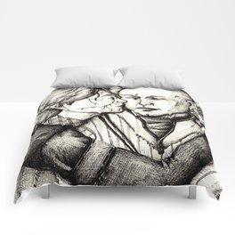 Elves and elfroot Comforters