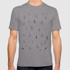 O Christmas tree[s] LARGE Tri-Grey Mens Fitted Tee