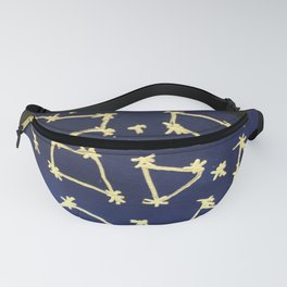 Shape Constellations Fanny Pack