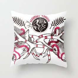 Clash Throw Pillow