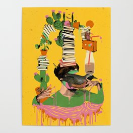 SURREAL KNOWLEDGE Poster