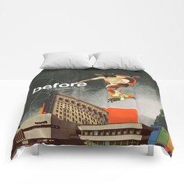 Before Comforters