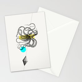 NORWOOD // Octopus Stationery Cards
