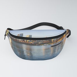 Golden City Fanny Pack