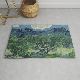 The Olive Trees Rug