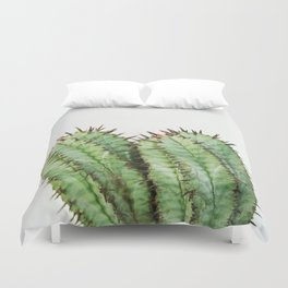 cactus II Duvet Cover