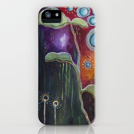 Collecting Journeys iPhone Case