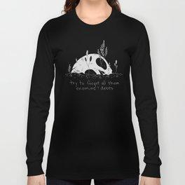 Roll the Bones Long Sleeve T-shirt