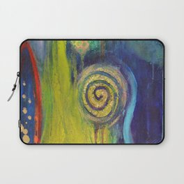 Inner Garden 2 Laptop Sleeve