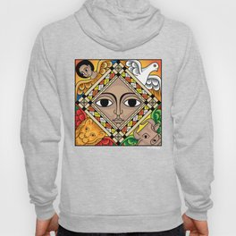 THE FOUR LIVING CREATURES Hoody