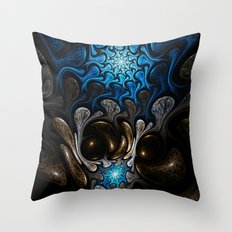Elements: Water Throw Pillow