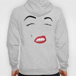 Red Lipstick Hoody