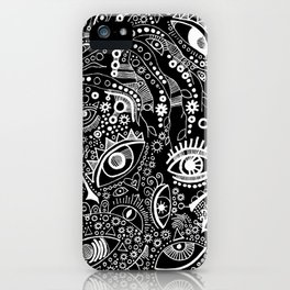 """The Watching Willow"" iPhone Case"