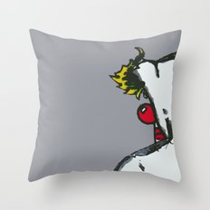 For Shame Throw Pillow