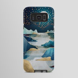 Moon Glow Android Case