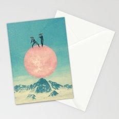 bayside high Stationery Cards