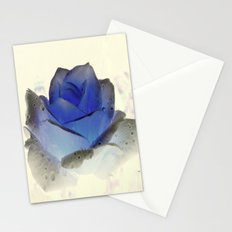 something blue... Stationery Cards
