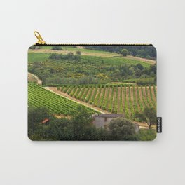 landscape in southern france 2 Carry-All Pouch