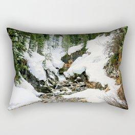 Winters Thaw Rectangular Pillow