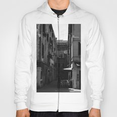 Calle Marcello b&w Hoody
