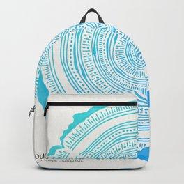 Douglas Fir – Blue Ombré Backpack