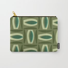 Alcedo - Green Carry-All Pouch