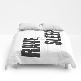 Rave Sleep Repeat Comforters
