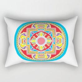 The Mandala Rectangular Pillow