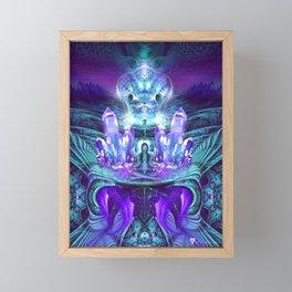 Expanding horizons - Visionary - Fractal - Manafold Art Framed Mini Art Print