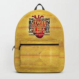 The Battleline Backpack