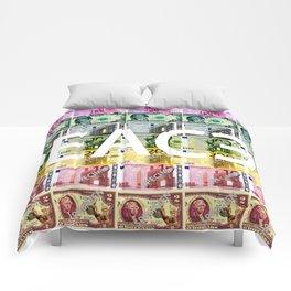 PEACE? Comforters
