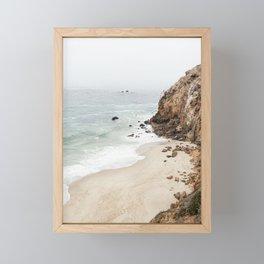 Malibu Dream Framed Mini Art Print
