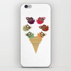 Chocolate Rippleboat Sundae  iPhone & iPod Skin