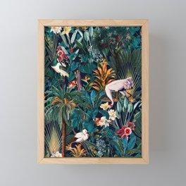 Beautiful Forest III Framed Mini Art Print
