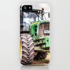 Tractor 2 iPhone (5, 5s) Slim Case