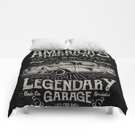American Highway Star Comforters