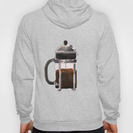 French Press - Brown Hoody