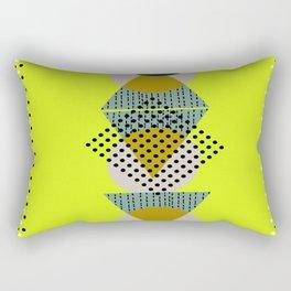 Tilts Rectangular Pillow