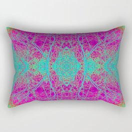 Bohemian Inspired Nature Symbol | Gypsy | Hippie | Nadia Bonello Rectangular Pillow