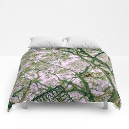 Monkey Web Comforters