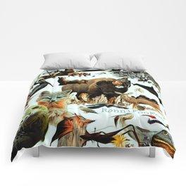 Santa Catalina Comforters