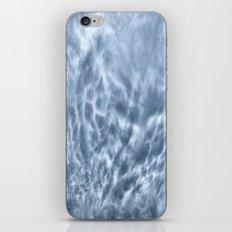Mammatus Cloud Panorama iPhone & iPod Skin