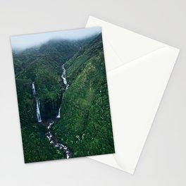 Majestic Moloka'i Mountains Stationery Cards